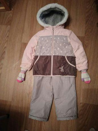 Зимний комбинезон для девочки Oshkosh размер 3Т