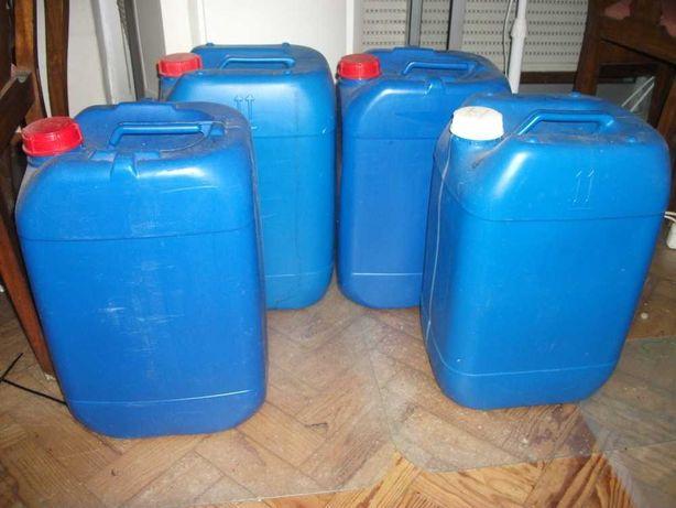 Bidon de 25 litros agua potavel
