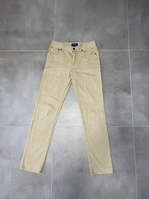Polo Ralph Lauren spodnie bezowe Poznań - image 1