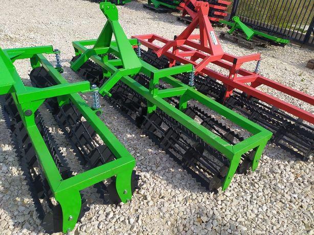 Zębate struny Wał strunowy podwójny 2,1 do traktora raty dostawa