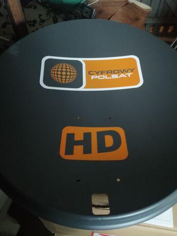 Nowy talerz tv satelitarnej