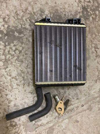 Радиатор печки с патрубками ВАЗ 2101, 2103, 2105, 2106, 2121, Нива