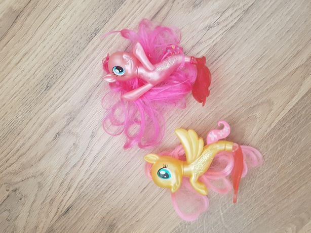 My Little Pony błyszczące syreny Pinkie Pie Fluttershy