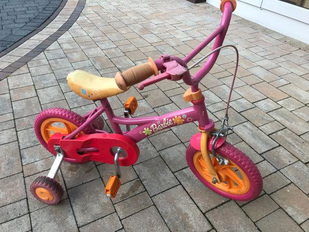 Rowerek dziecięcy Barbi