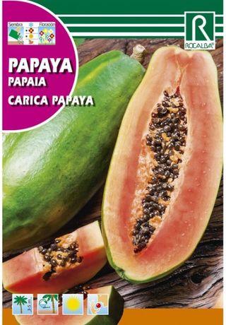 Sementes de Papaia