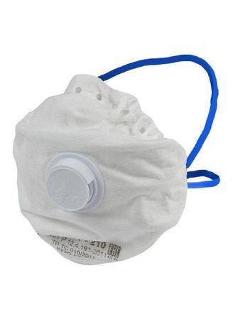 Maska ochronna Z ZAWORKIEM FFP2 KN95 ALINA 210