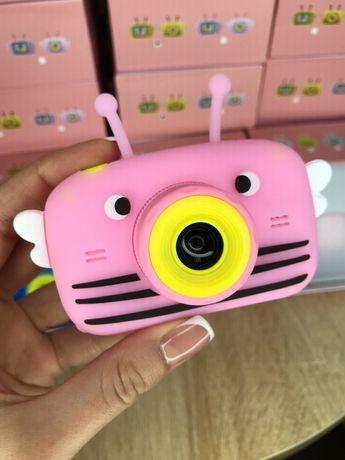 Дитячий цифровой фотоапарат Smart Kids 20 Мп (з фронтальною камерою)