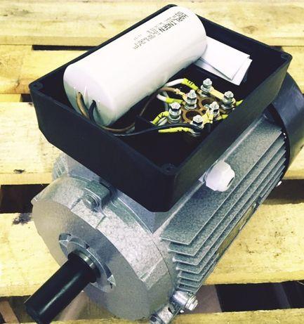 Электродвигатель, електродвигун, електромотор, 220В, 4 кВт, 3 кВт!!!