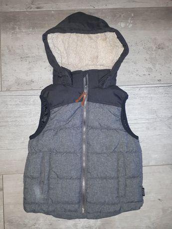 H&m bezrękawnik roz 122cm