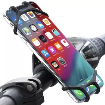 Suporte telemovel / smartphone para bicicleta NOVO