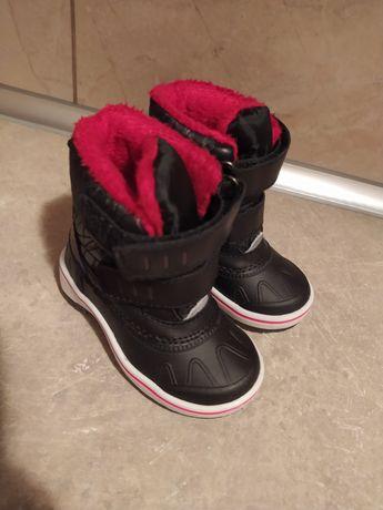 Buty buciki dziecięce niemowlęce rozmiar 20