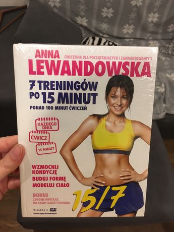 Trening Anny Lewandowskiej