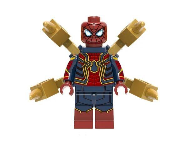 Nowa figura Spiderman Marvel Avangers Superheroes nowe klocki