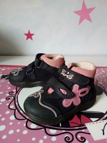 Buty na jesień, połbuty, trzewiki Bartek
