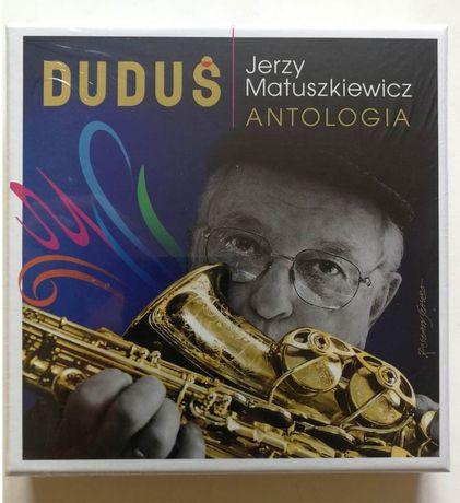 7 x CD Jerzy DUDUŚ Matuszkiewicz - Antologia NOWA