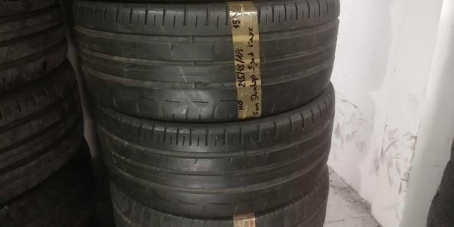 245 45 R18 Dunlop SportMaxx 2szt. z Niemiec NAJTANIEJ lato LUMI