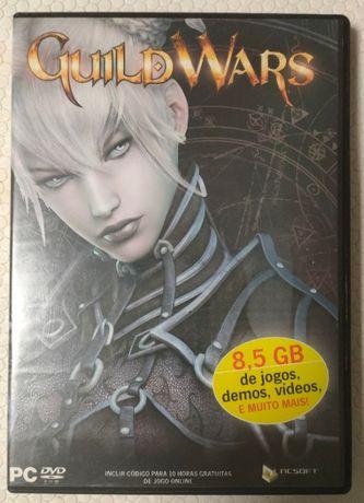 Guild Wars Jogo PC DVD