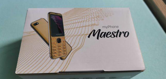 Myphone Maestro kolor złoty
