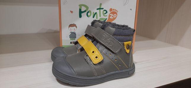Розпродаж зимового взуття фірми Ponte 20 (Угорщина)
