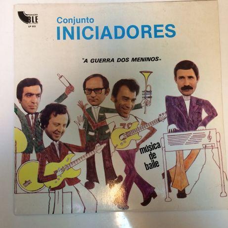 Musica de Baile - Conjunto INICIADORES - LP Vinil