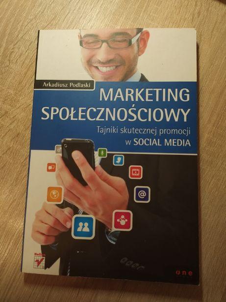 Marketing społecznościowy Arkadiusz Podlaski