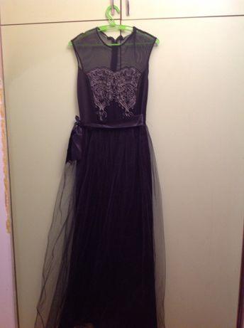 Платье длинное крассивое