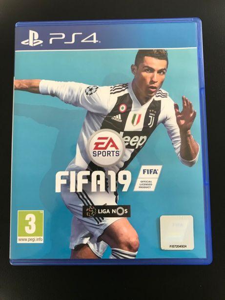 FIFA 19 [Jogo PS4]