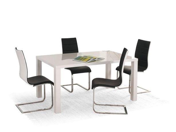 Стол обеденный Ronald 120 Halmar белый