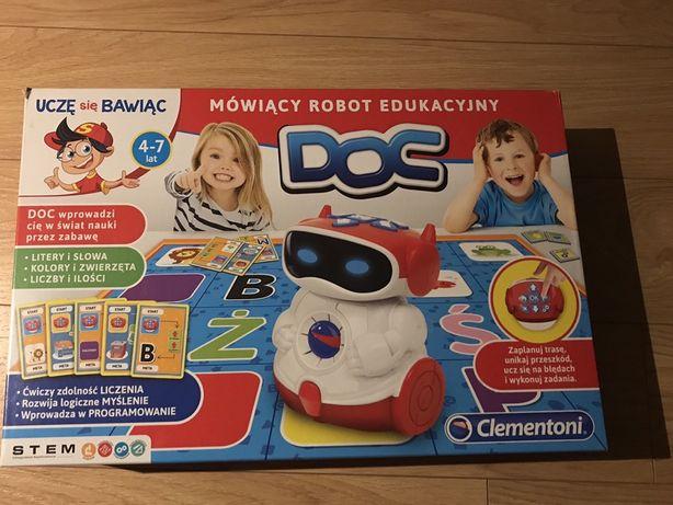 Robot mówiący Clementoni