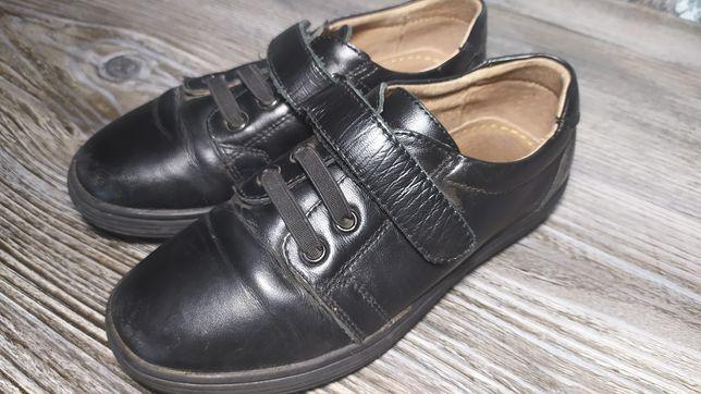 Шкіряні туфлі. Кожание туфли.