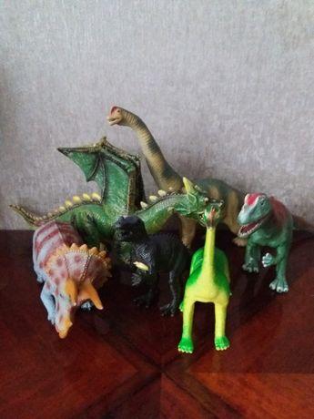 Парк динозавров оригинал