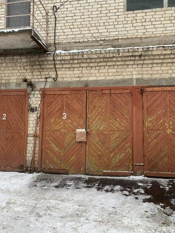 Оренда гаража гаражного місця бокса 19 м.кв.
