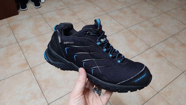 36-37р,23,5см,Трекинговые кроссовки,ботинки Mammut (Маммут)