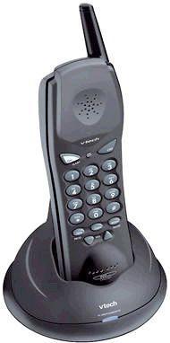 Рабочий беспроводной телефон «Vtech VT9113-R 900MHz»!