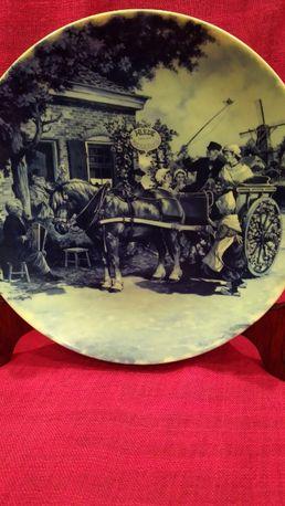 Тарелка коллекционная