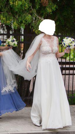 Suknia ślubna Agnes Bridal Dream numer 18054T