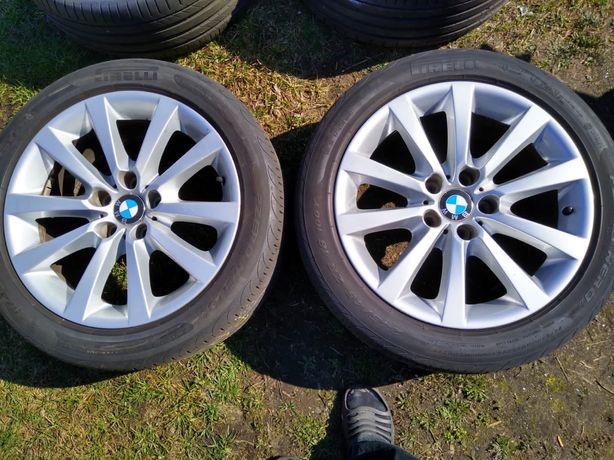 Koła felgi z oponami BMW 5 F10 F11245/45/18 letnie