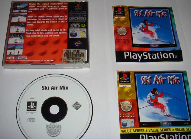 Ski Air Mix Playstaion (psx)