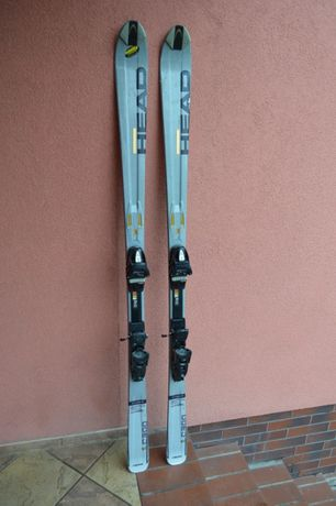 narty zjazdowe HEAD Cyber C300 170 cm + wiązania Tyrolia