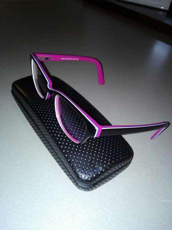 Okulary korekcyjne dla dziewczynki