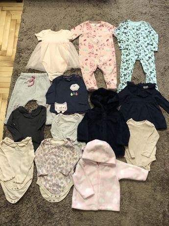 Детские вещи на девочку h&m, next baby, f&f