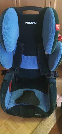 Recaro fotelik samochodowy 9-36 kg