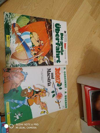 Asterix w j. Niemieckim