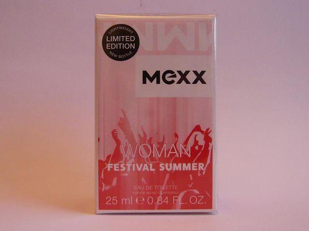 Mexx Festival Summer Woman edt 25 ml