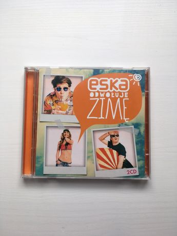 Płyta CD Eska odwołuje zimę