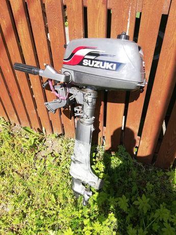 Silnik zaburtowy Suzuki 5KM długa stopa