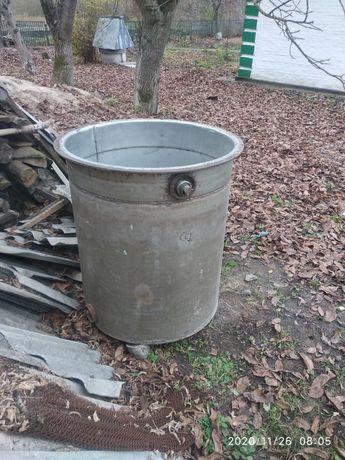 Бочка з нержавіючої сталі
