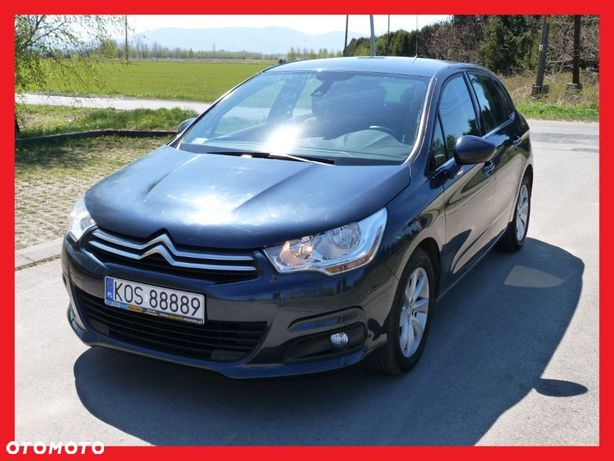Citroën C4 1.4 VTi Klimatronic Alu Tempomat PDC Stan Idealny...