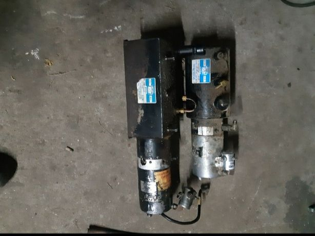 Pompa hydrauliczna agregat kiper 12V DC wood-mizer