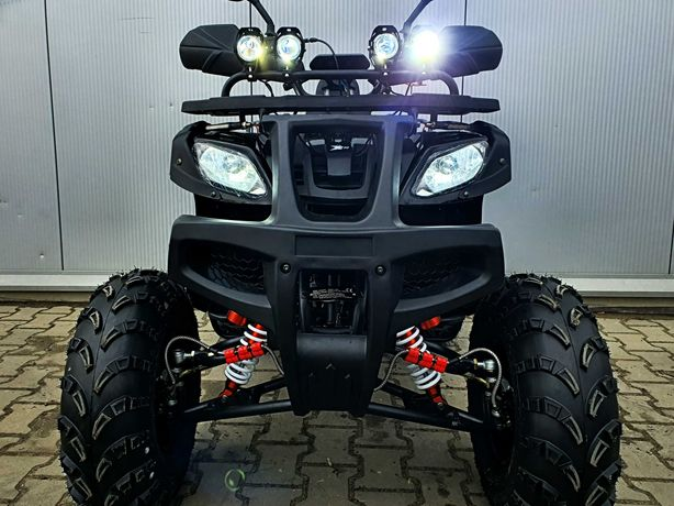 quad XTR FARMER 250 MOCNY Germany PRO PLUS ProMotor